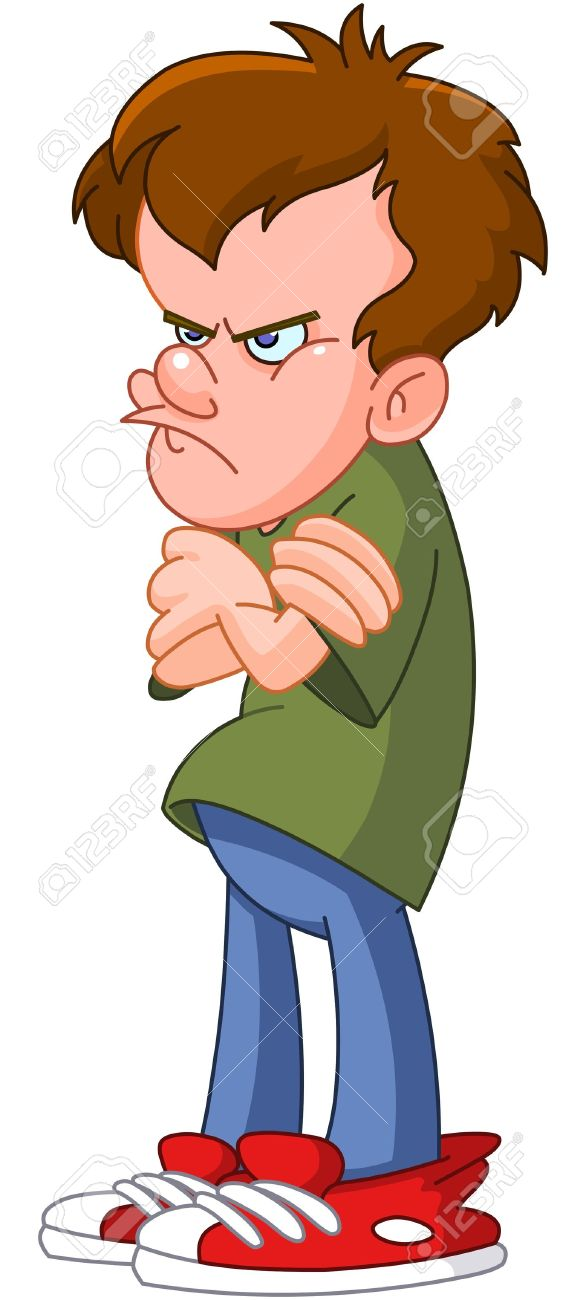 Annoyed person clipart 4 » Clipart Station.