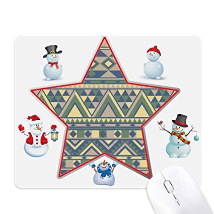 Amazon.com : Rhombus Triangle Irregular Nordic Christmas.
