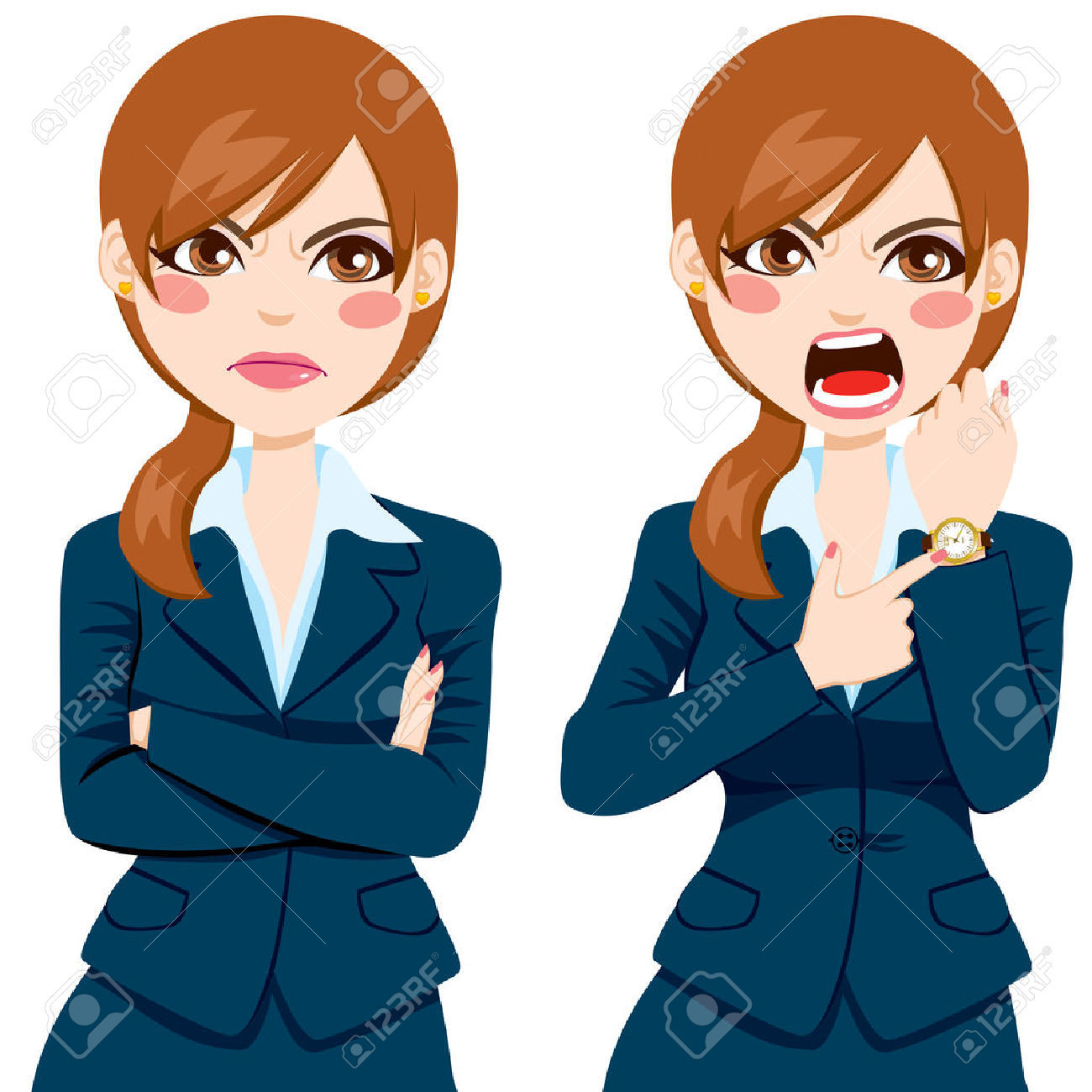 Angry clipart angry lady, Angry angry lady Transparent FREE.