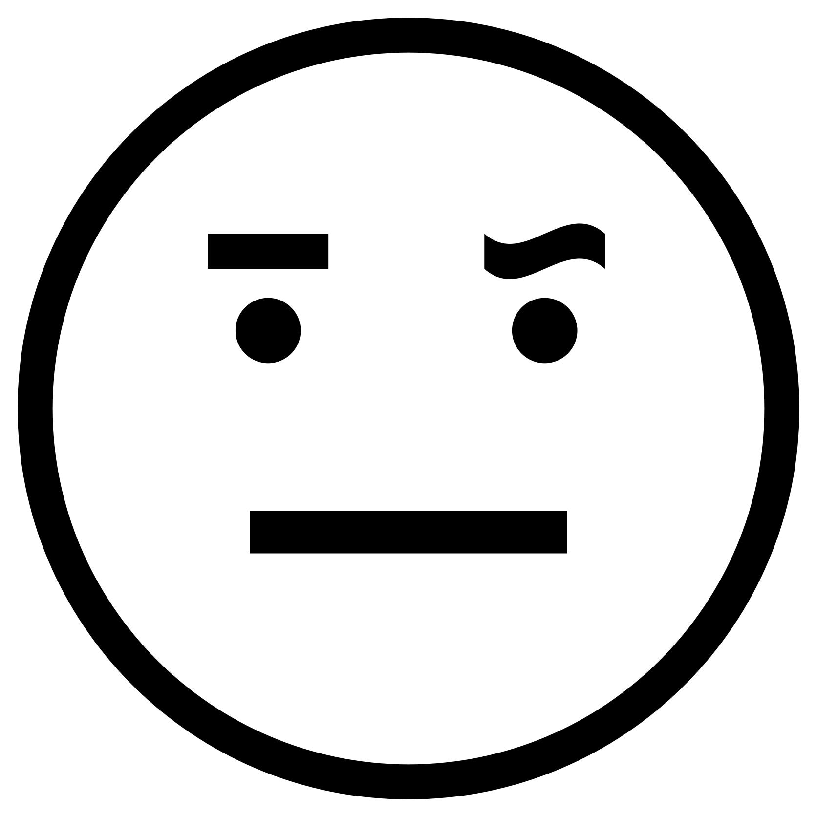 annoyed face Annoyed smiley face clipart design droide jpg.