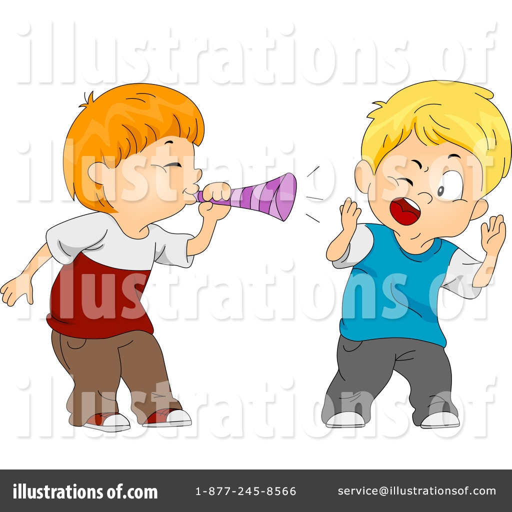 Annoying kid clipart.