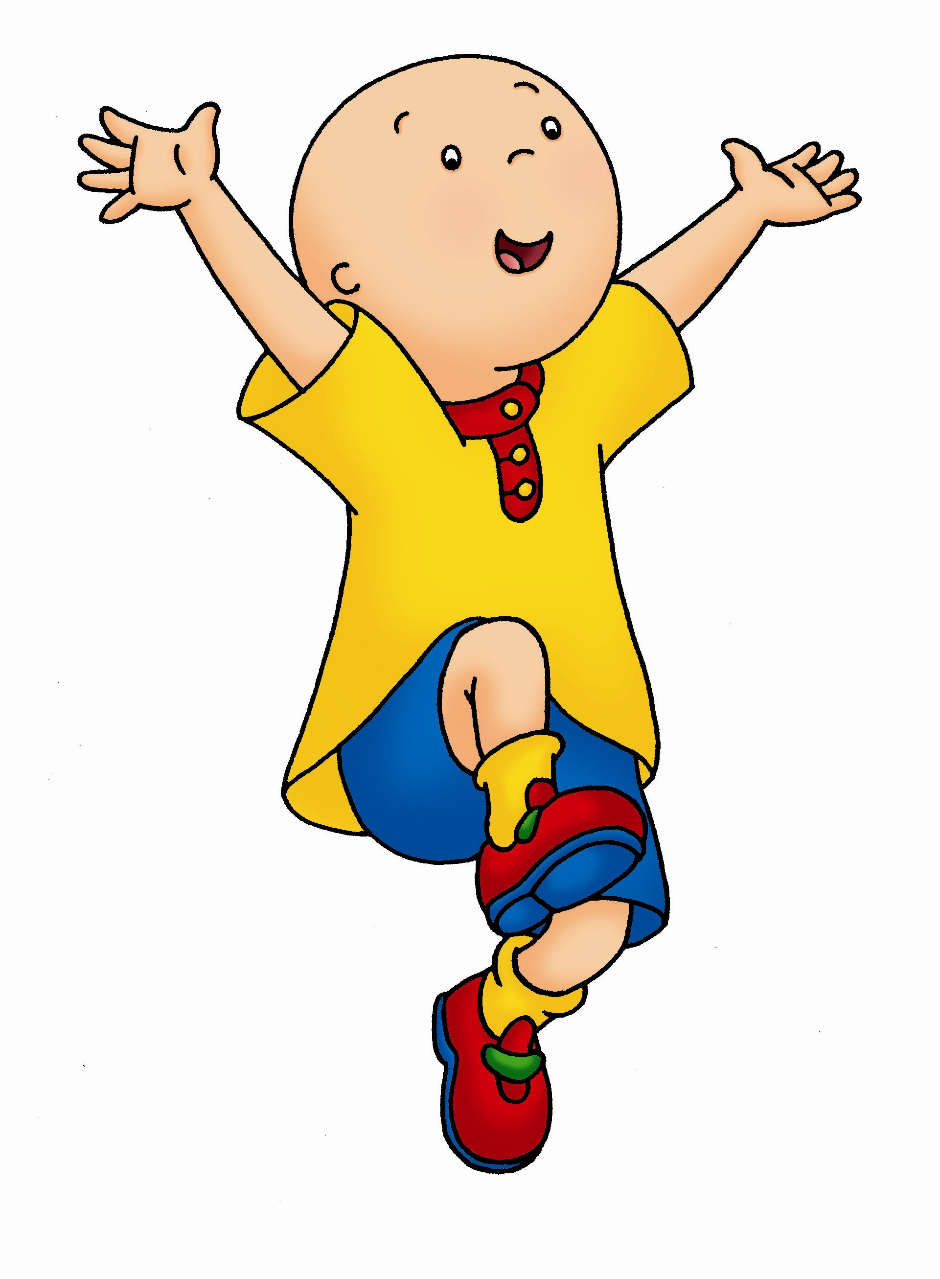 Caillou is just the latest in a long history of annoying.
