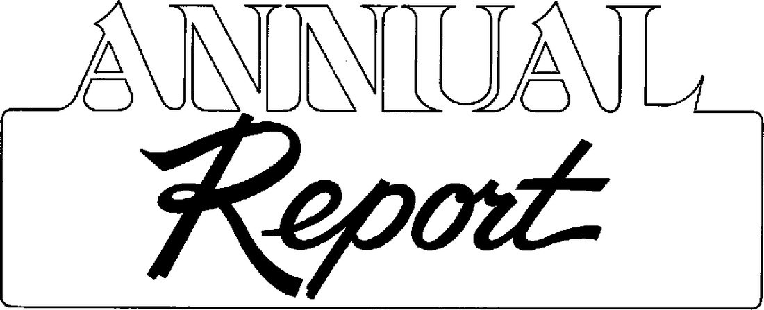 annual financial statements clipart