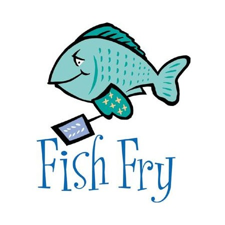 Collection of Fish fry clipart.