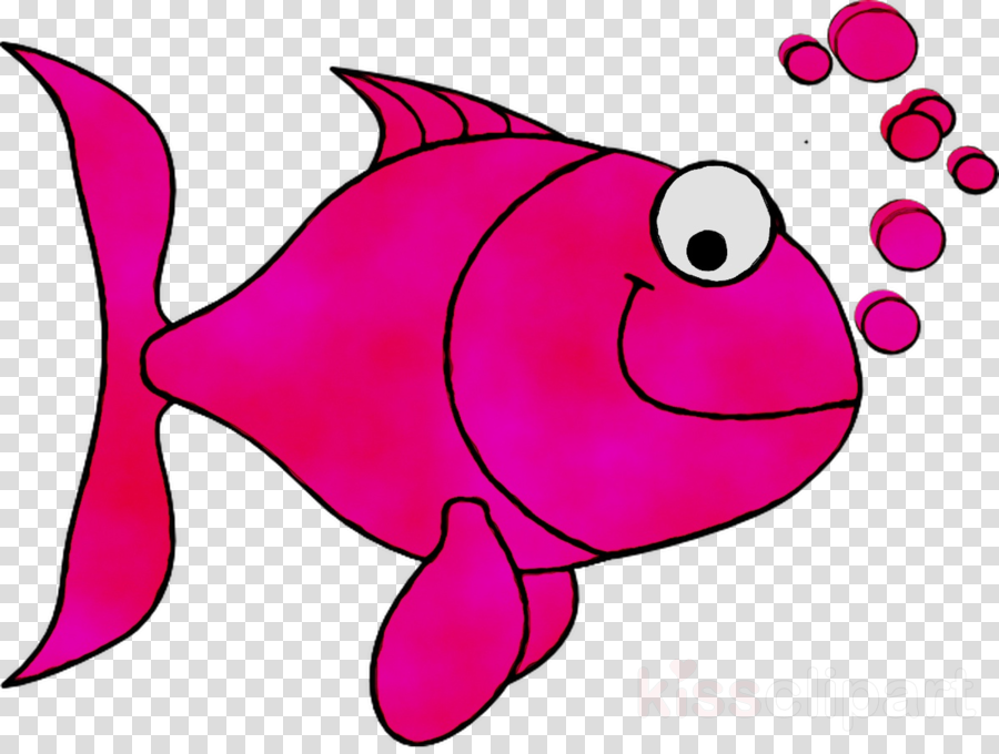 Fish Cartoon clipart.
