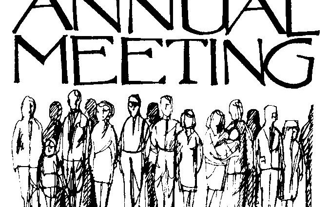 Annual meeting clipart 3 » Clipart Station.