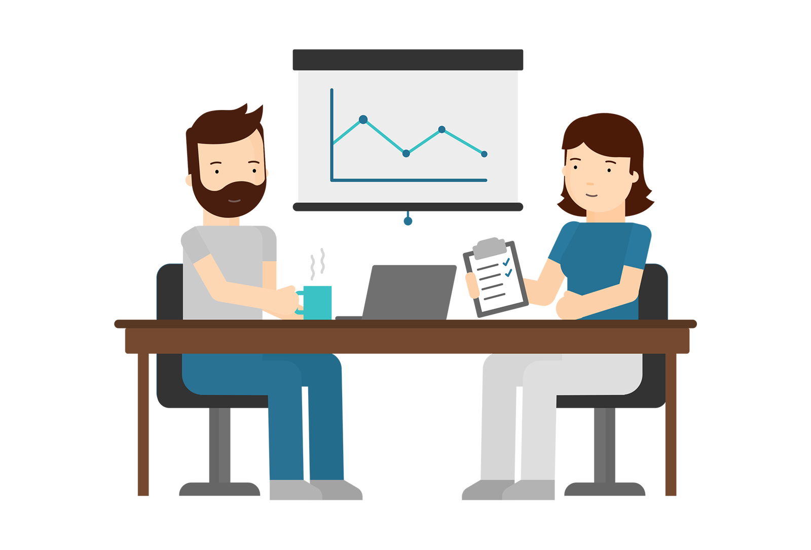 Tips for making performance reviews more productive and.