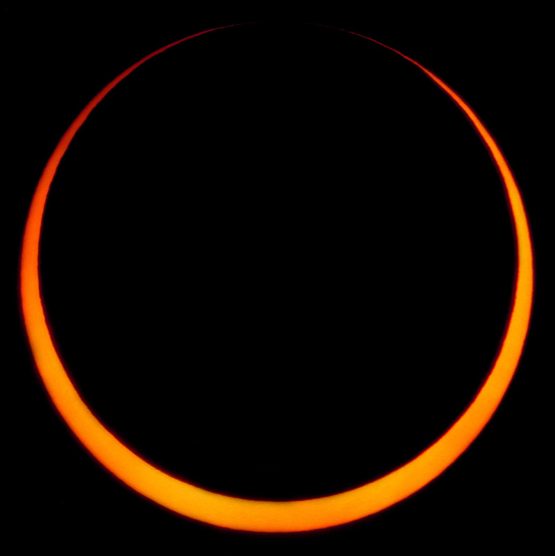 Solar eclipse clipart.