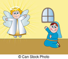 Annunciation Illustrations and Clip Art. 124 Annunciation royalty.