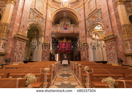 Carmelite Church Stock Photos, Royalty.