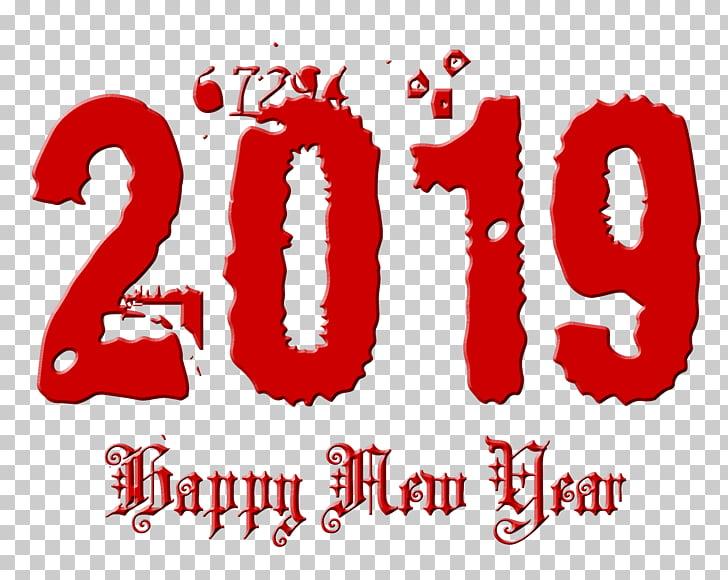 2019 feliz año nuevo, angustiado y sucio., PNG Clipart.