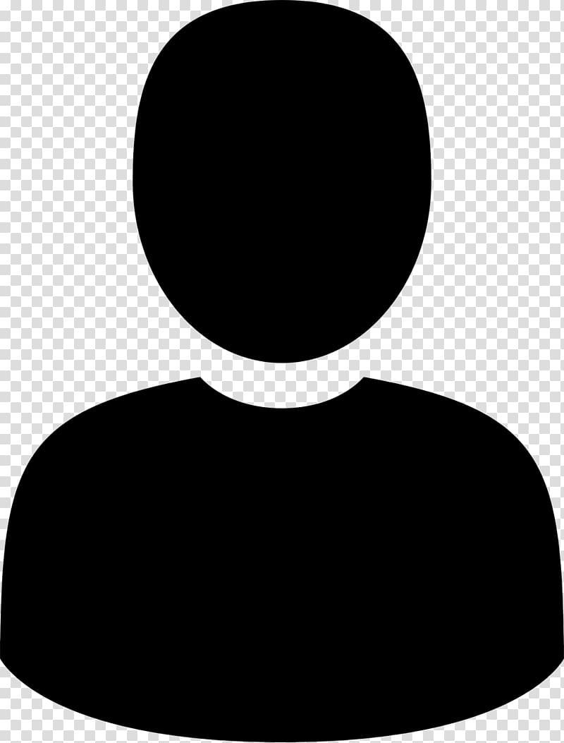 Female User profile , anonymous mask transparent background.