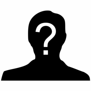 Person Outline PNG Images.
