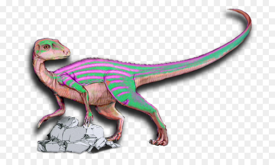 Velociraptor Background clipart.