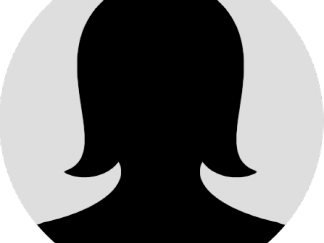 Anonymous Clipart Mystery Woman.