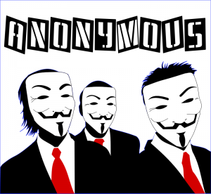 Anonymous Clip Art Download.