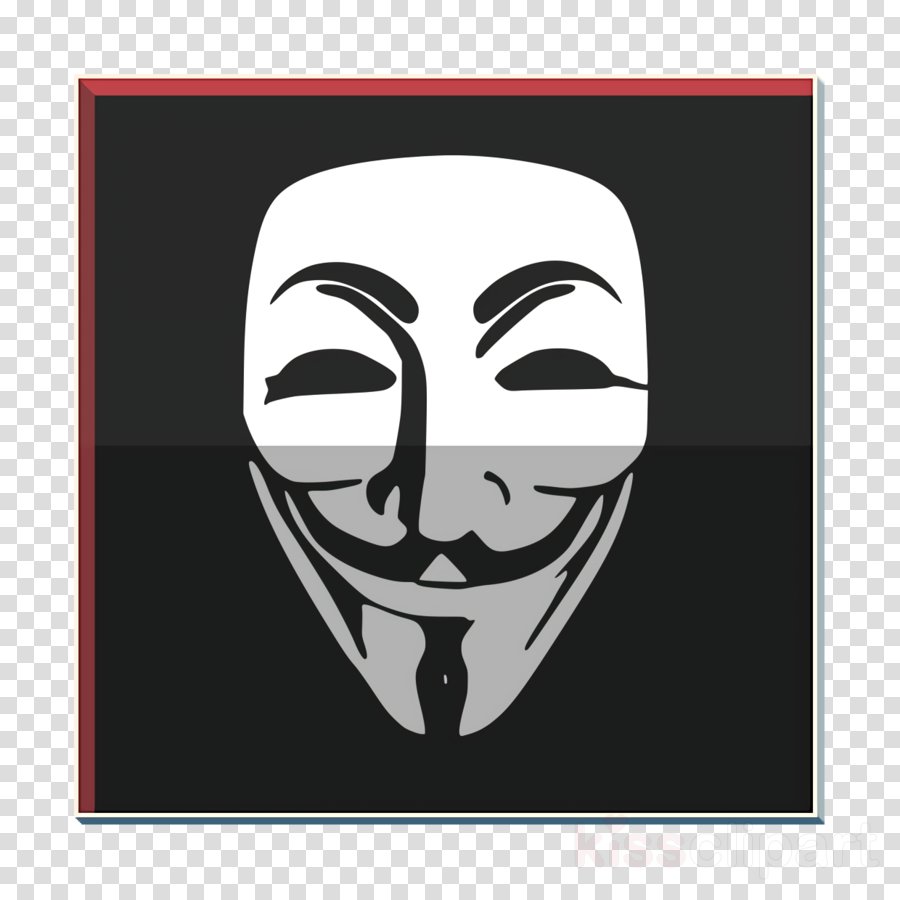 anonymous icon clipart.