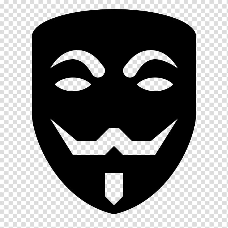 IPhone Computer Icons Mask , anonymous mask transparent.