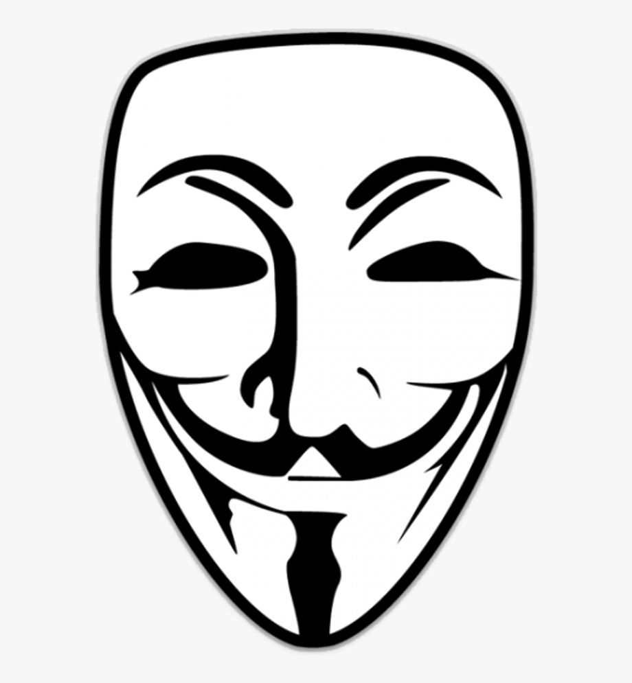 Anonymous Mask Png Transparent Free Images Png Only.
