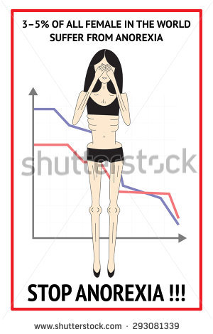 Anorexia Nervosa Stock Photos, Royalty.