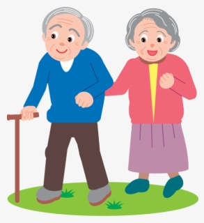 Free Old People Clip Art with No Background.