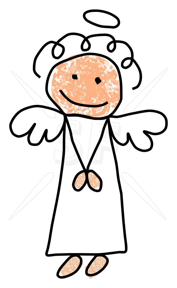 Angel Clip Art Free Printable.