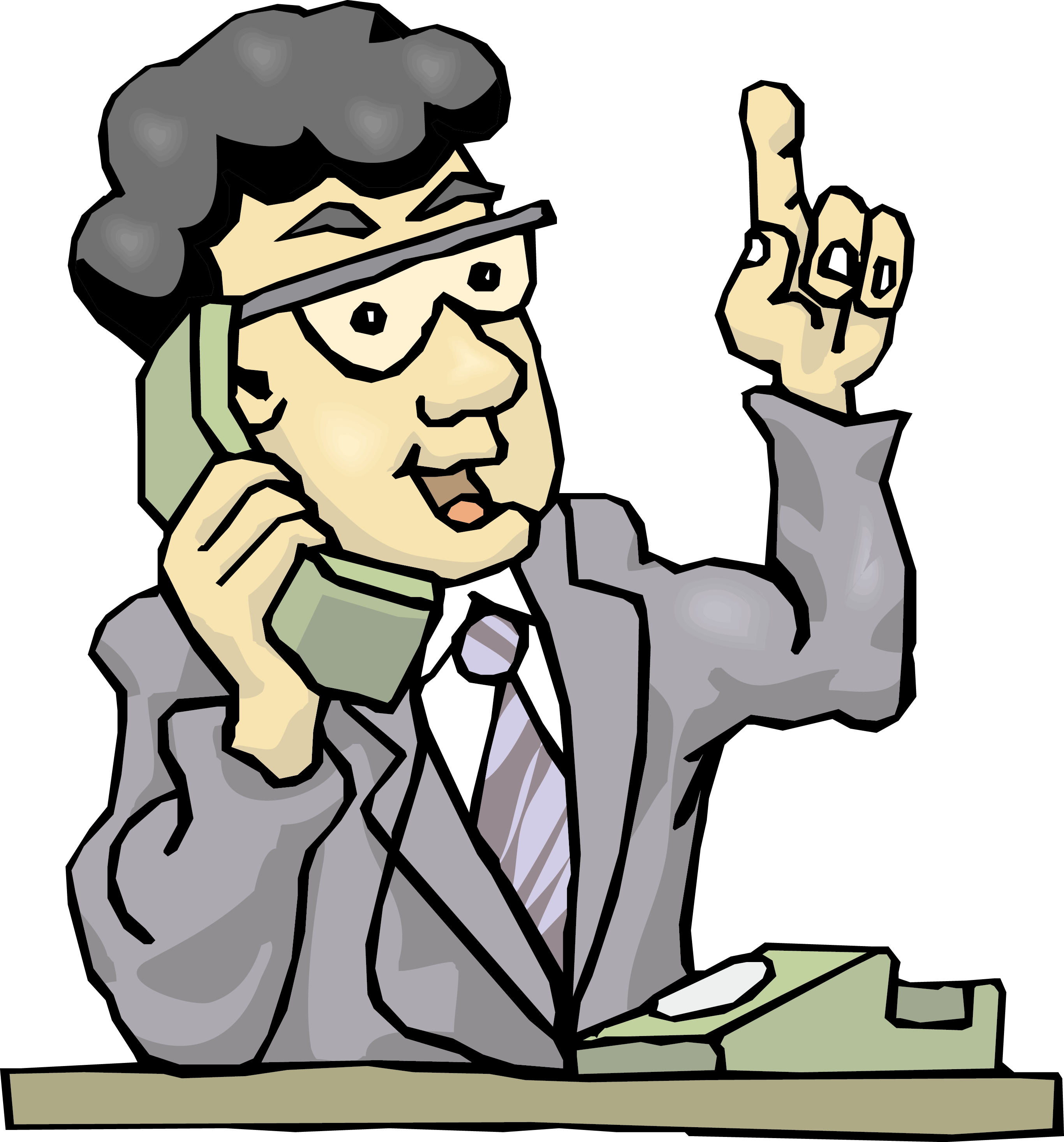 Telephone clipart answer phone, Telephone answer phone.