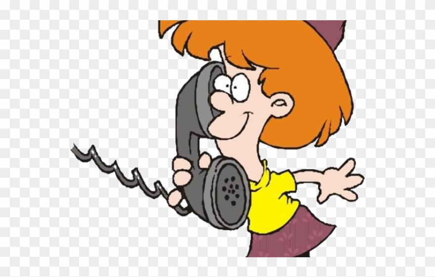 Telephone Clipart Answer Phone.