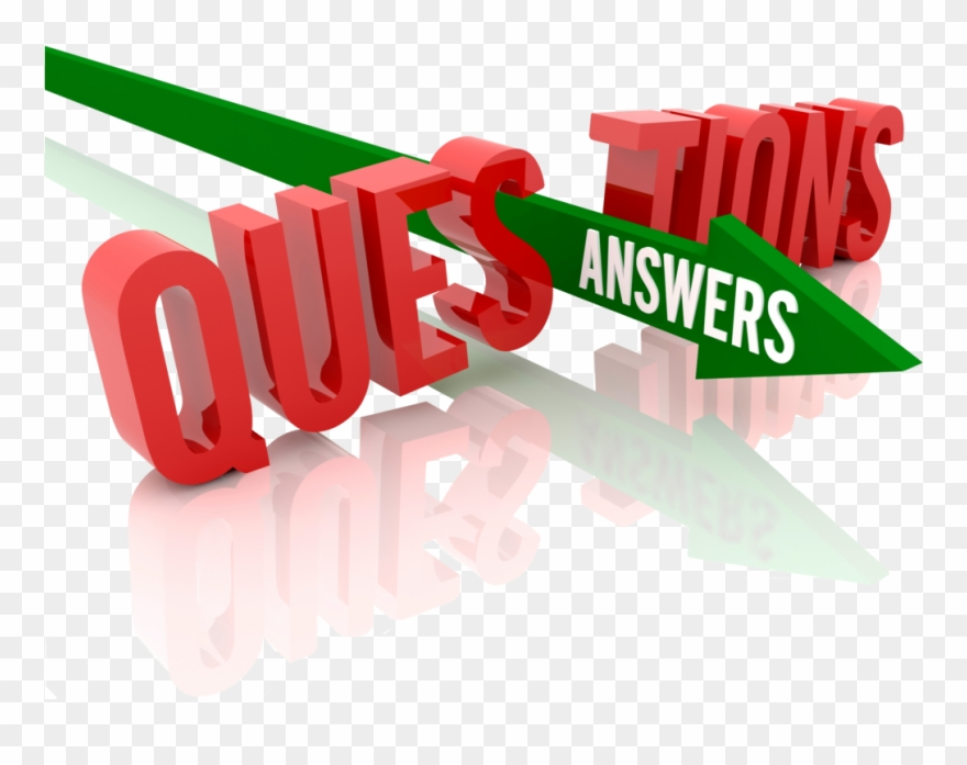 Ask and answer questions clipart clipart images gallery for.