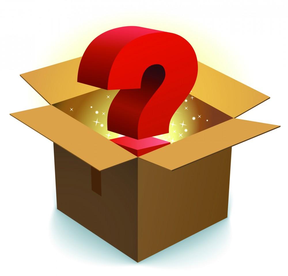 Question Box Clipart.
