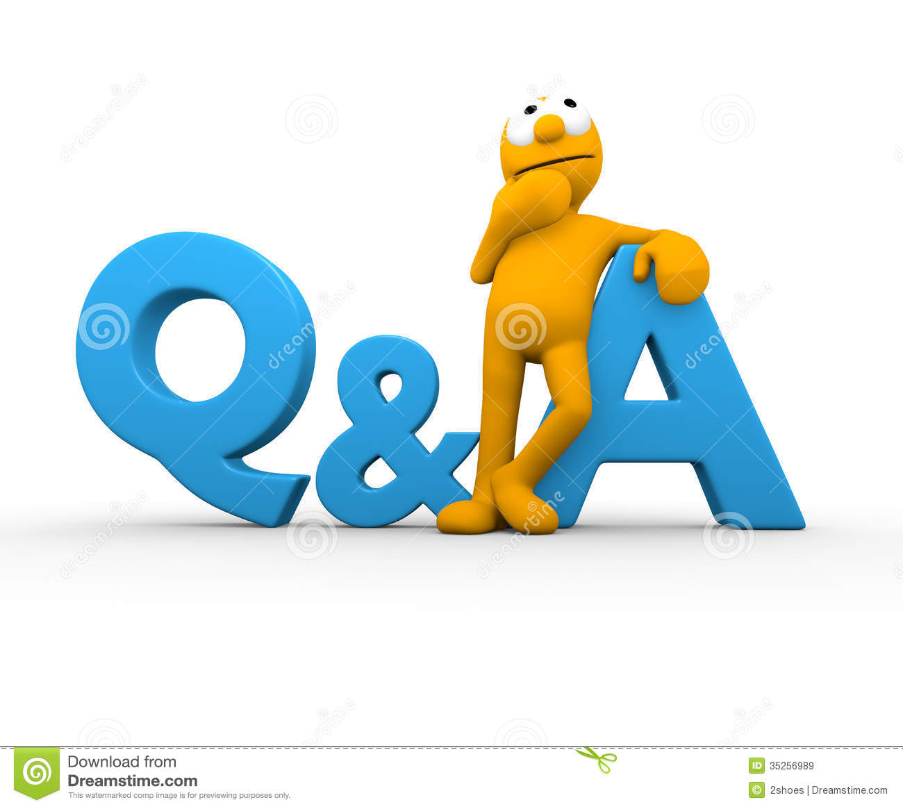 Question And Answer Clipart.
