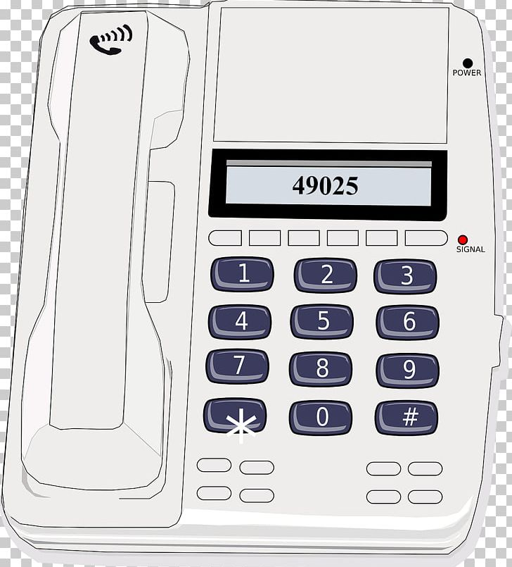 Telephone Mobile Phones Office PNG, Clipart, Answering.