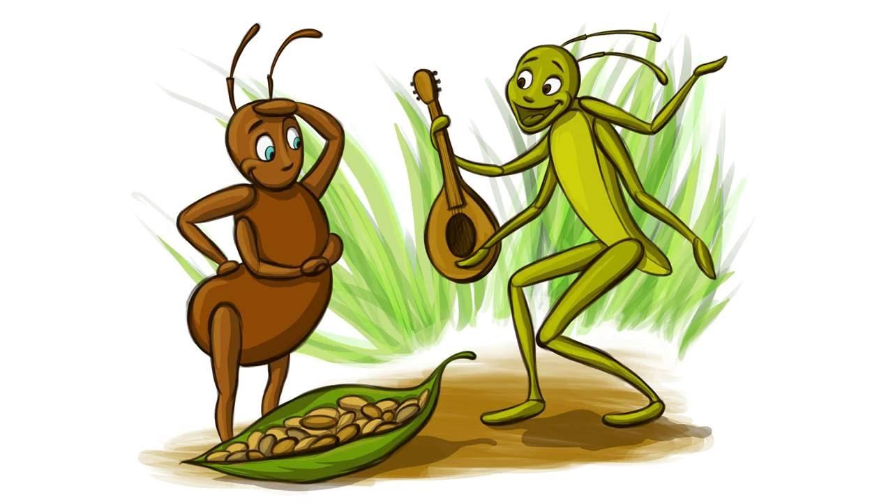 529 Grasshopper free clipart.