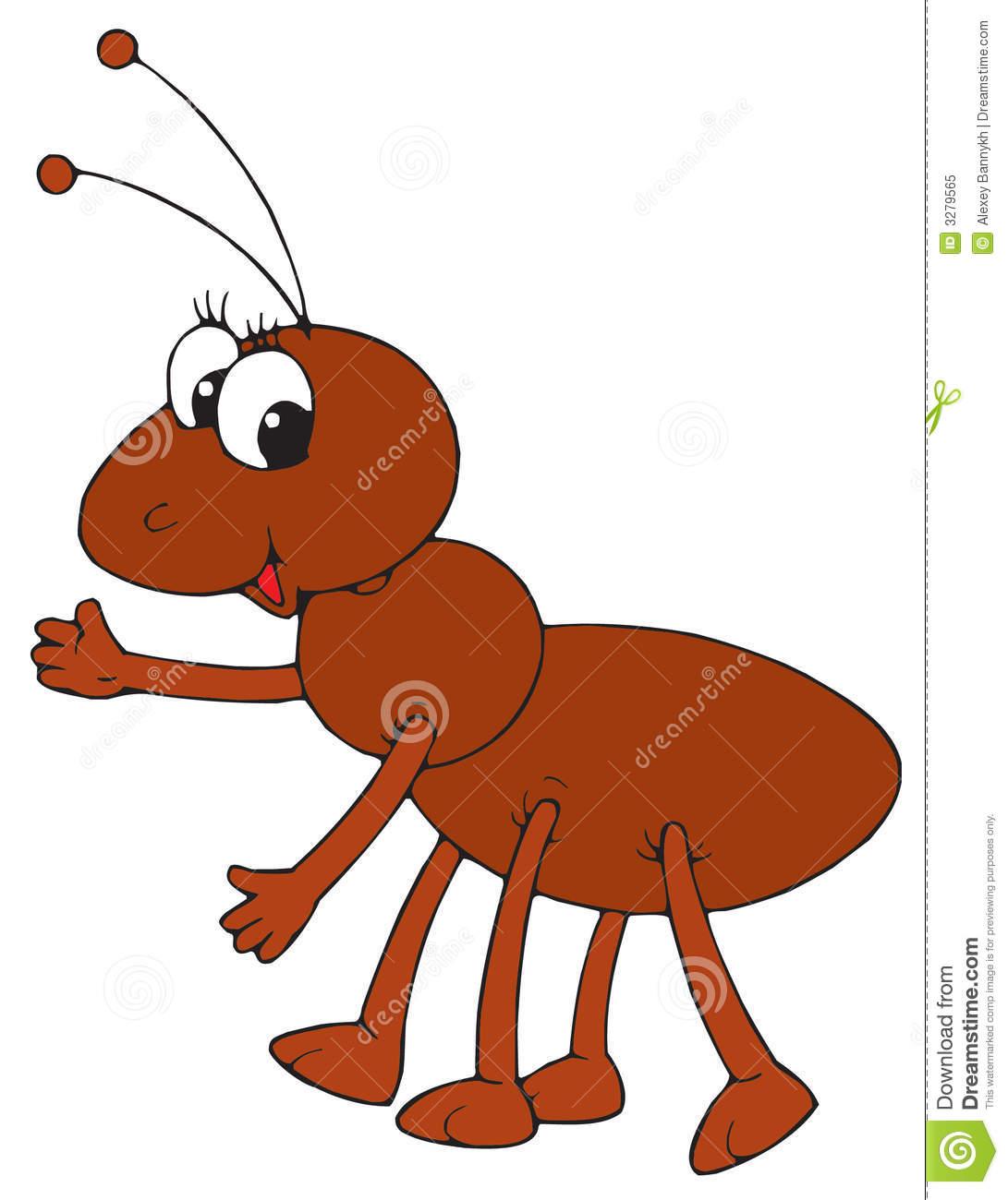Picnic Clip Art Ants.
