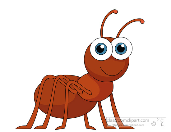Clipart Pictures Of Ants.