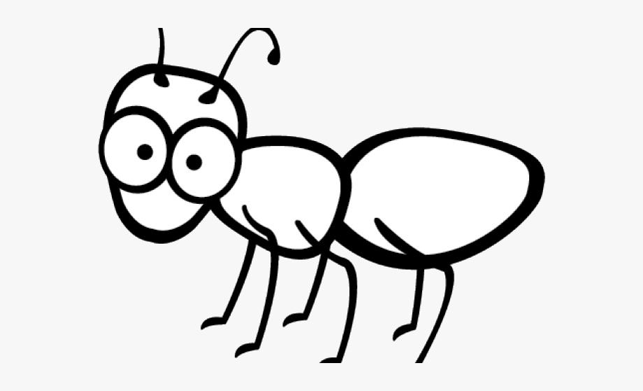 Ants Clipart Line Clip Art.