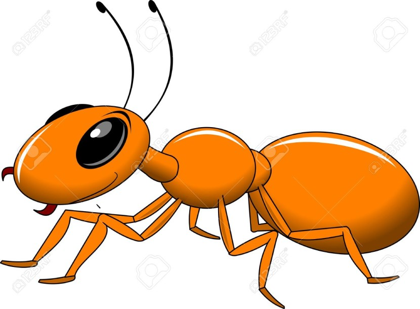 Ant clipart 5 » Clipart Station.