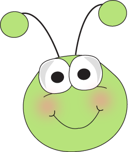 Ant Face Clipart.