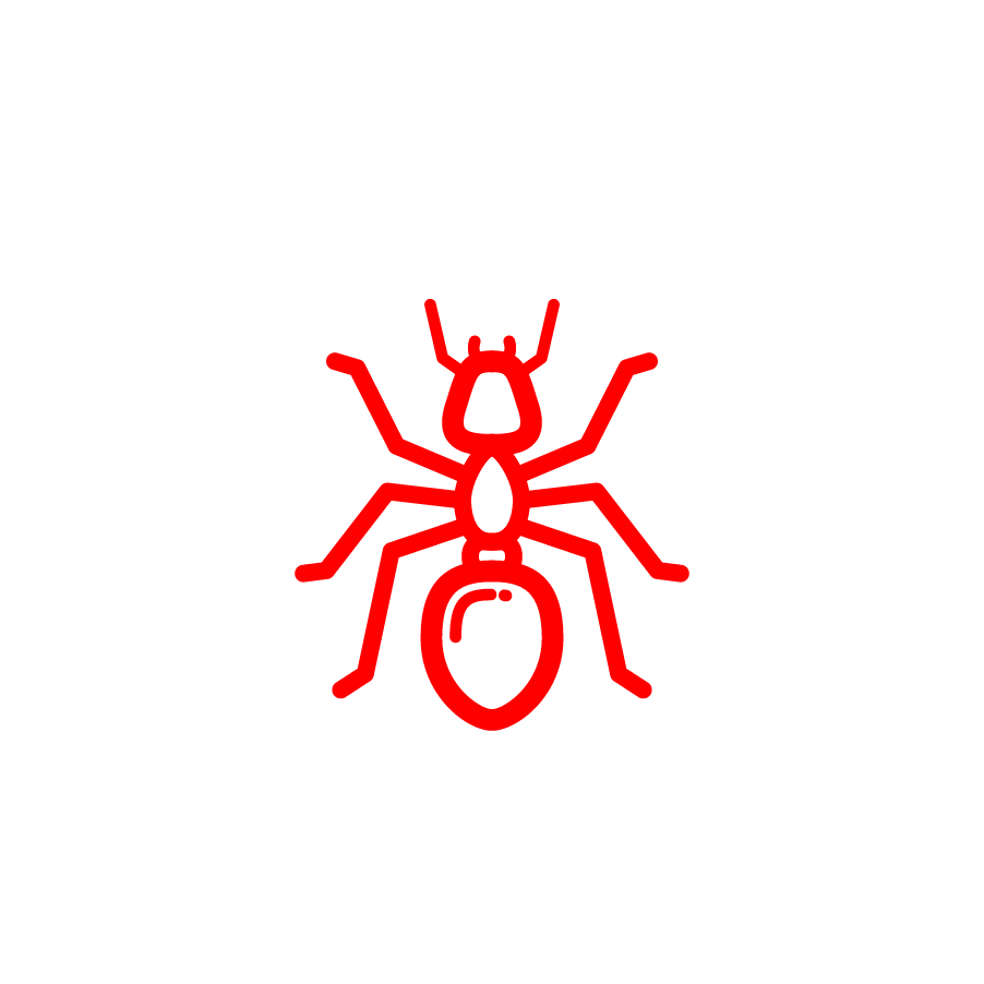 ant #icon #vector #design #insect #illustrator.