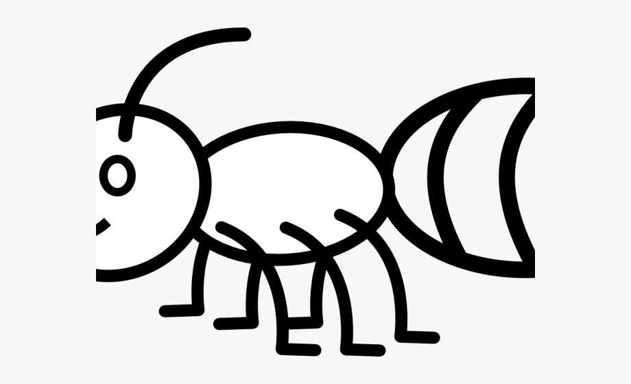Hill Clipart Ants Marching.