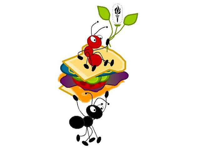Download picnic ants clipart Ant Picnic Clip art.