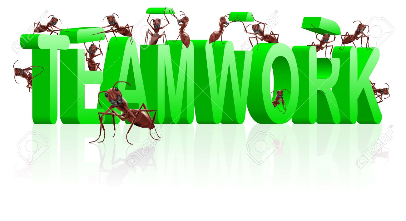 ant teamwork clipart - Clipground