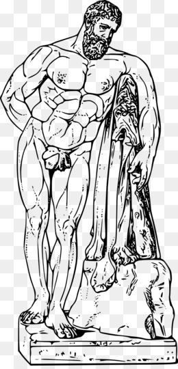 Heracles Hercules Greek mythology.