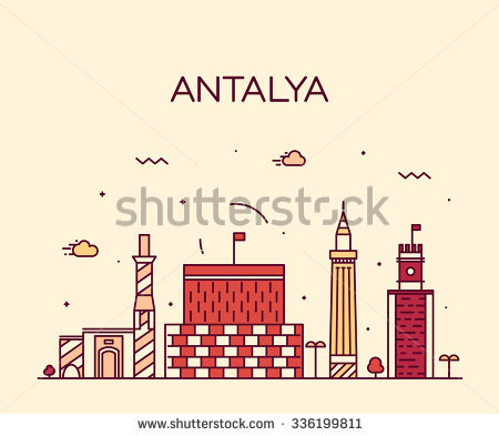 Antalya Turkey Stock Photos, Royalty.