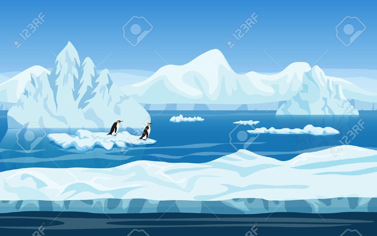469 Iceberg free clipart.