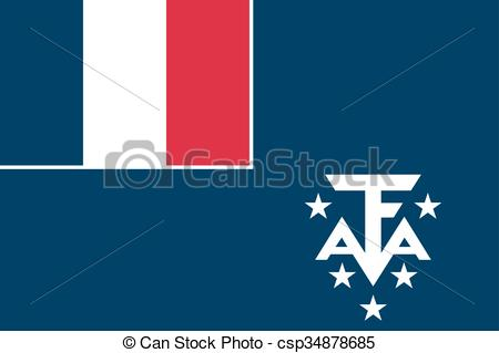 Vector of Standard Proportions for French Southern and Antarctic.