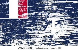 French southern antarctic lands Clip Art and Illustration. 32.