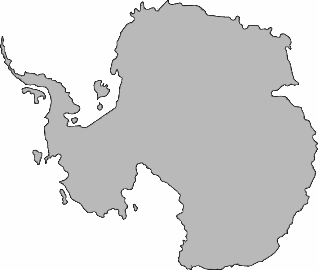 Outline Map Of Antarctica With Antarctic Clip Art Download.