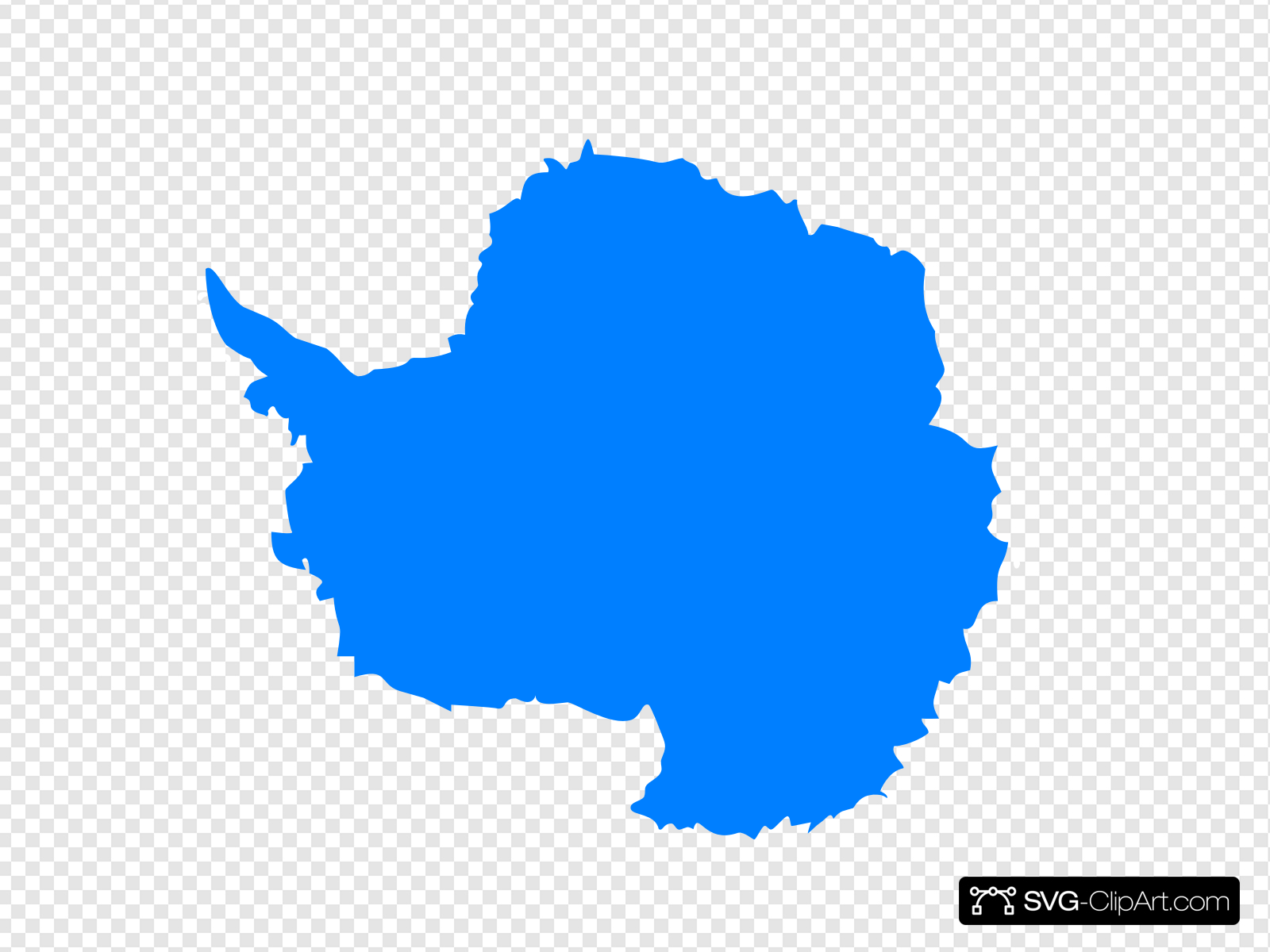 Antarctica Clip art, Icon and SVG.