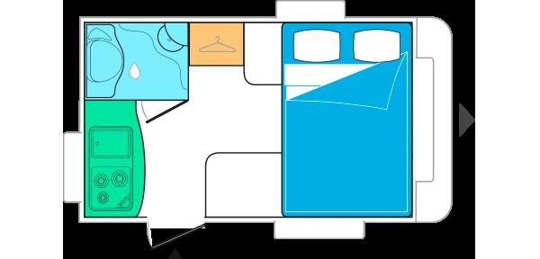 Caravane ANTARES 335 : caravanes Caravelair.